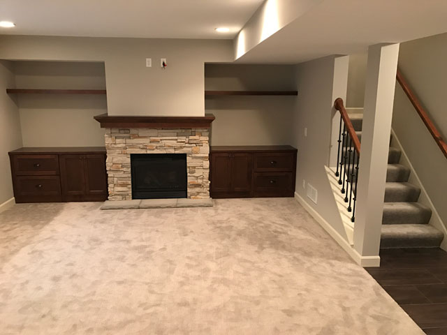 Basement Remodeling Photo Gallery