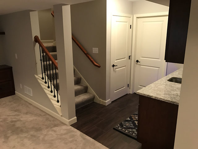 Basement Remodeling Photos