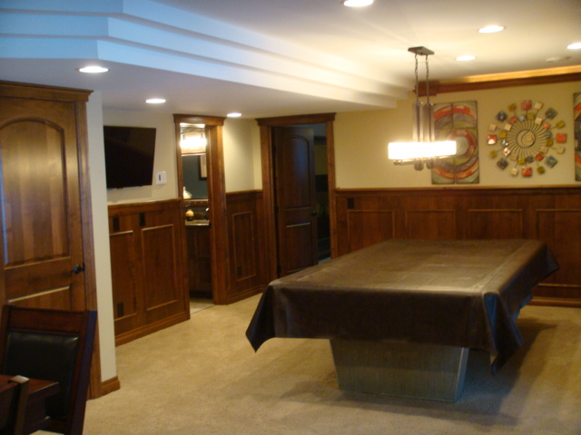 Basement Finishing Services
