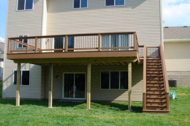 Deck additions contractor